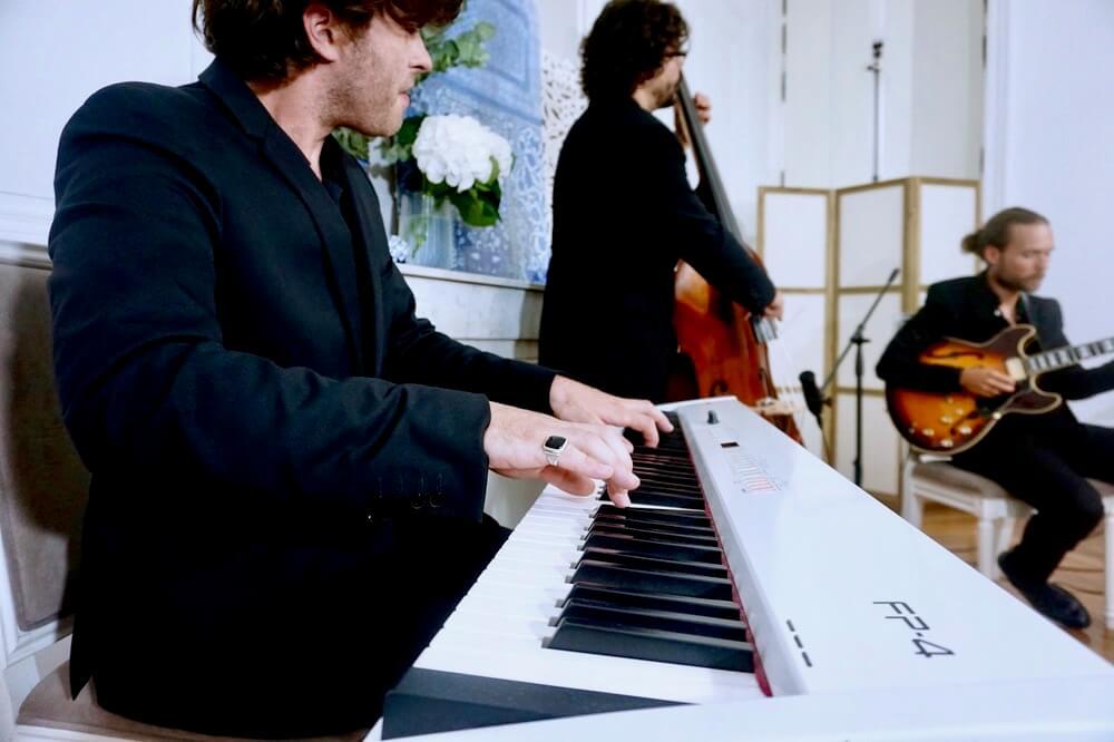 trio jazz pianiste contrebassiste guitariste