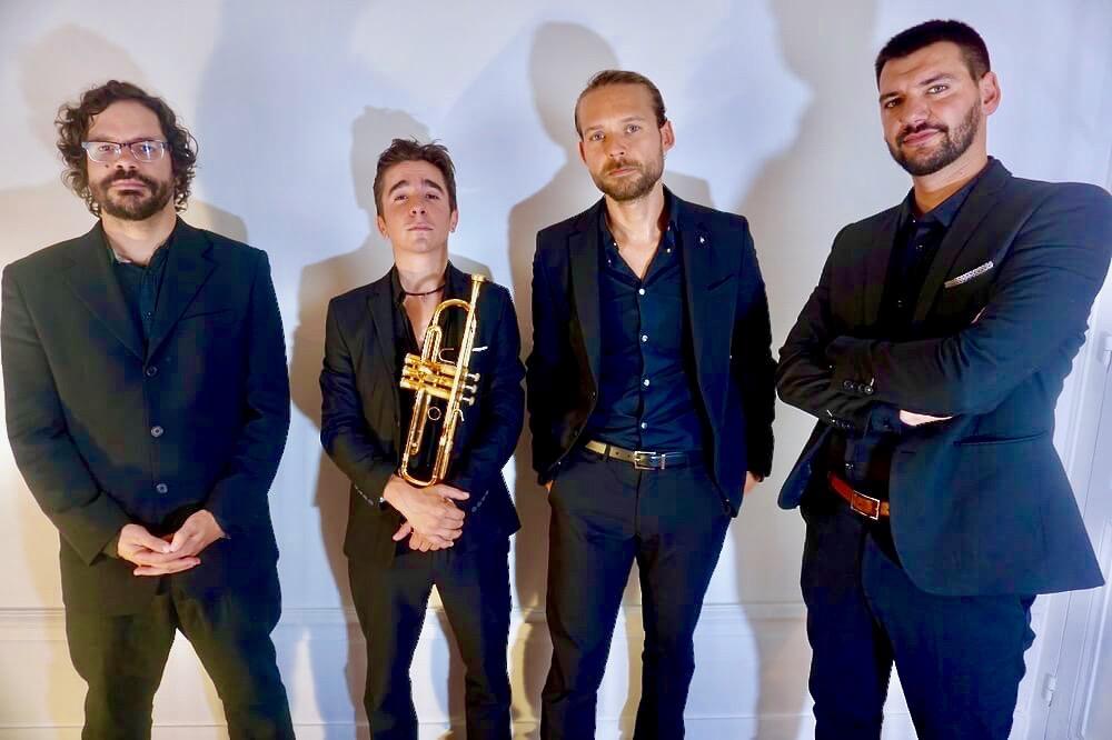 Quartet jazz -photo groupe Jazz Way